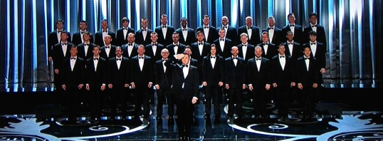 GMCLA Performs at the Oscars